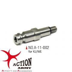 Action Army HPA Adapter (EU) for KJ Works/WE GBB